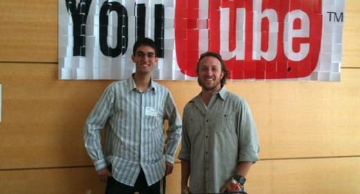 Feross Aboukhadijeh e Chad Hurley