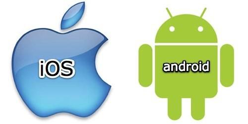iOS contro Android