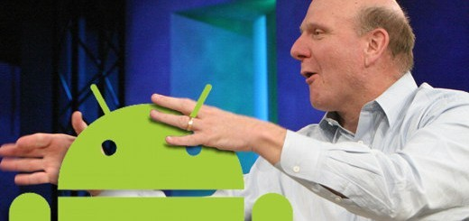 Android e Ballmer