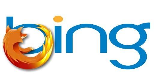 Bing su Firefox