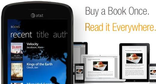 Kindle per Windows Phone 7