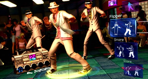 Dance Central per Kinect