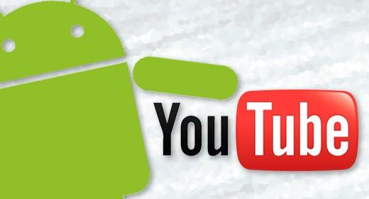 YouTube Remote, applicazione Android