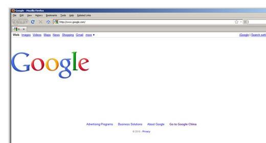Google in Cina
