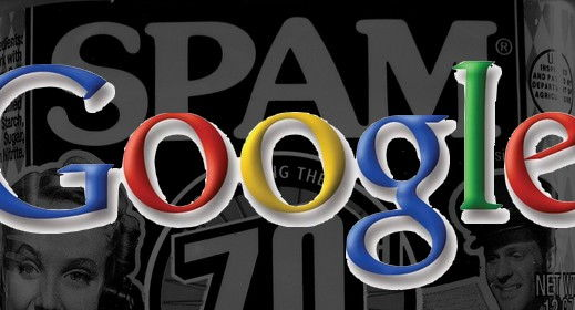 google spam avviso