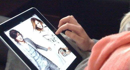 Magazine su iPad