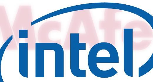 Intel e McAfee