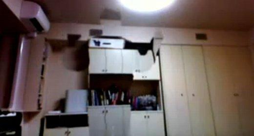 Kinect e l'effetto invisibilità