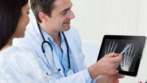 Medici e iPad