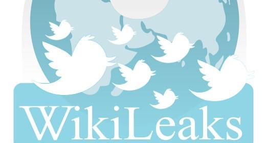 Wikileaks e Twitter