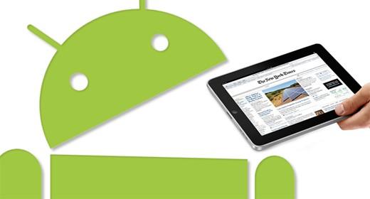 Android e il mercato tablet