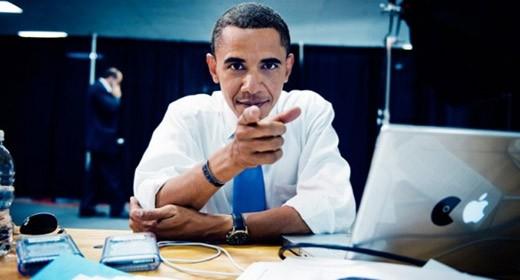 Barack Obama su YouTube