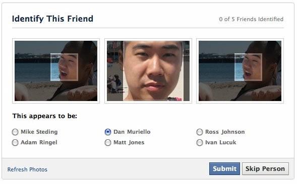 Facebook - Autenticazione sociale