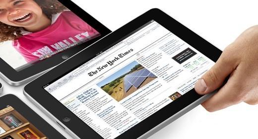 iOS 4.3 per iPad