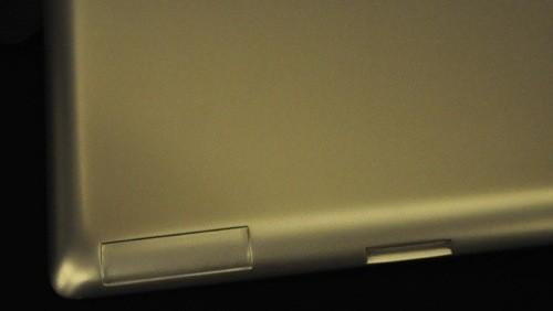 iPad 2: mockup
