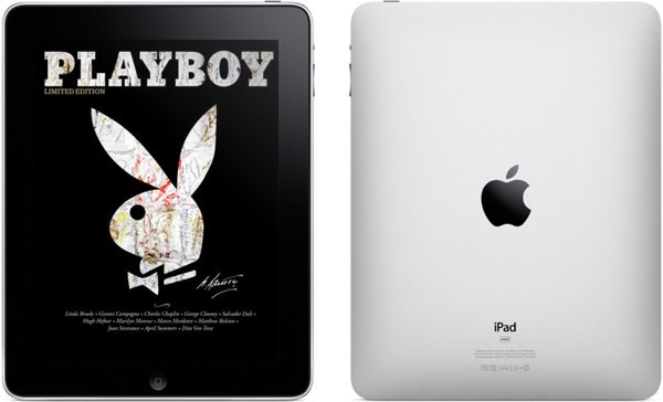 Playboy sull'iPad