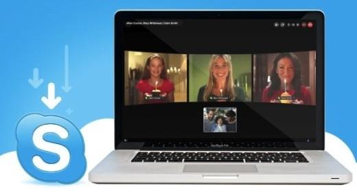 Skype 5.0 per Mac OS X