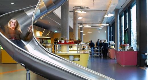 Uffici di Google a Zurigo