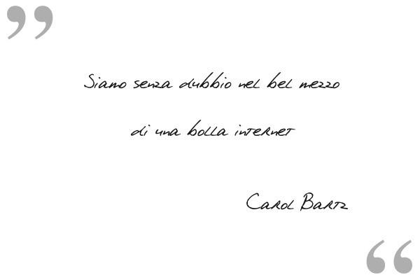 Ipse Dixit: Carol Bartz