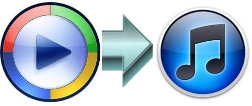 iTunes: da Windows a Mac