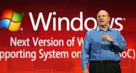 Windows 8 - CES 2011