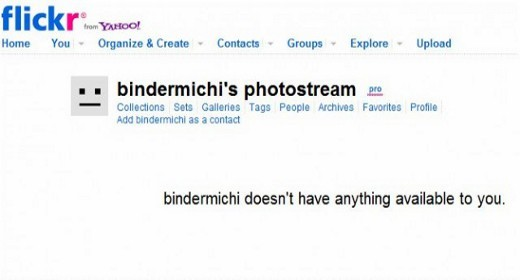 bindermichi-Flickr-Pro-Account
