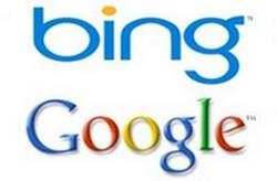 bing copia google