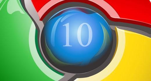 Chrome 10