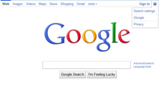 google nuova toolbar