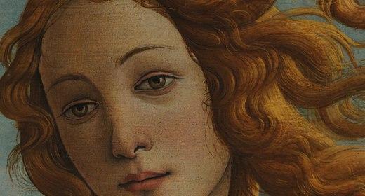 La Venere di Botticelli su Google Art Project