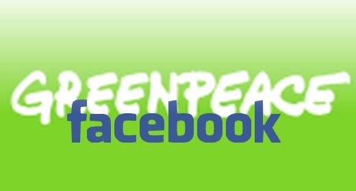 greenpeace facebook coal carbone