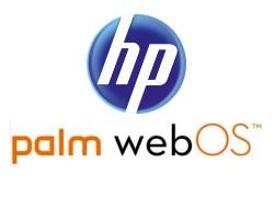 HP Palm e WebOS