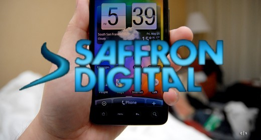 htc saffron digital