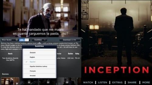 App Edition di Inception