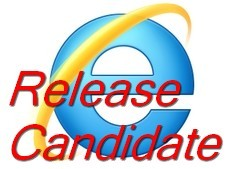internet explorer 9 release candidate