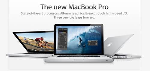MacBook Pro nuovi