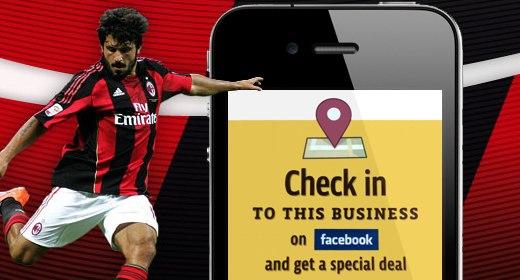 AC Milan e Facebook Deals