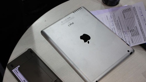 iPad 2 di iLounge