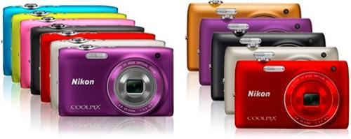 Nikon Coolpix S3100 e S4100