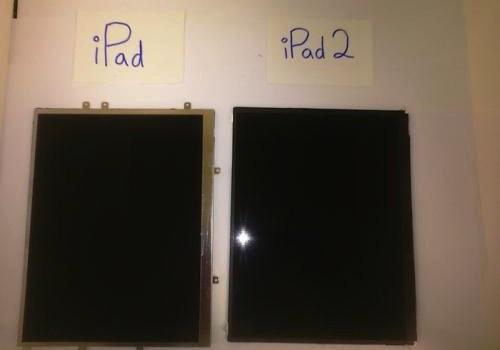 schermo ipad2