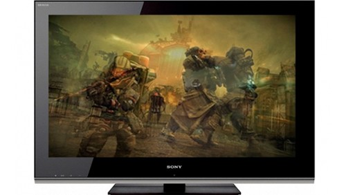Sony 3D TV Dual View
