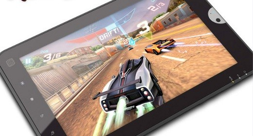 tablet sony playstation