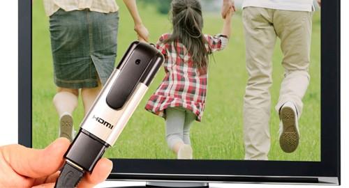 Thanko HDMI Video Pen HD Camcorder