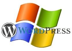 wordpress windows live spaces
