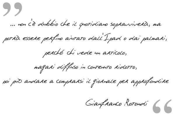 Ipse Dixit - Gianfranco Rotondi