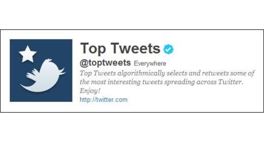 TwitterTopTweets