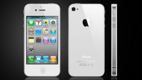 Apple iPhone 4 bianco