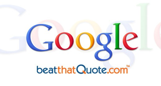 Google BeatThatQuote