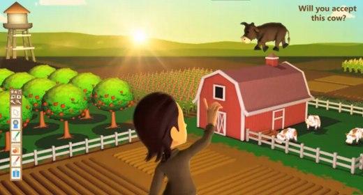 Farmville su Xbox Live