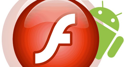 Flash per Android